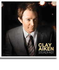 """Clay Aiken """"Steadfast"""""""