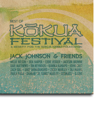 Jack Johnson & Friends