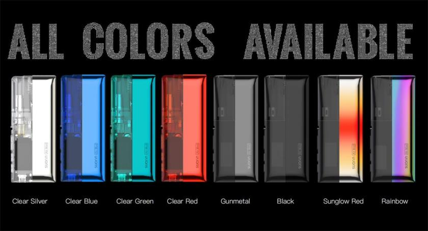 Suorin Air Mod kit All Colors Available