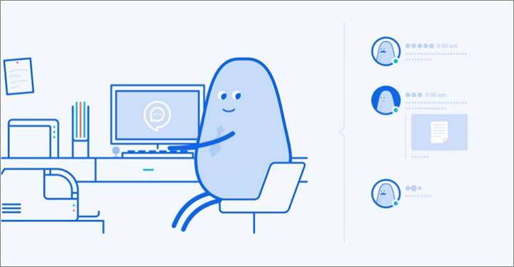 給企業專注、純粹的即時溝通平台- Synology Chat - 挨踢路人甲