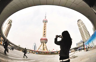 上海斥千億 再造「陸家咀」 - 香港文匯報