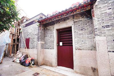 審計署揭發 16古蹟建築物無人理 - 香港文匯報