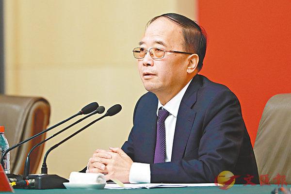 統戰部:續引導反「獨」促統 - 香港文匯報