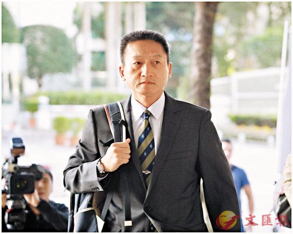 朱經緯:鄭參與衝防線如「暴民」 - 香港文匯報