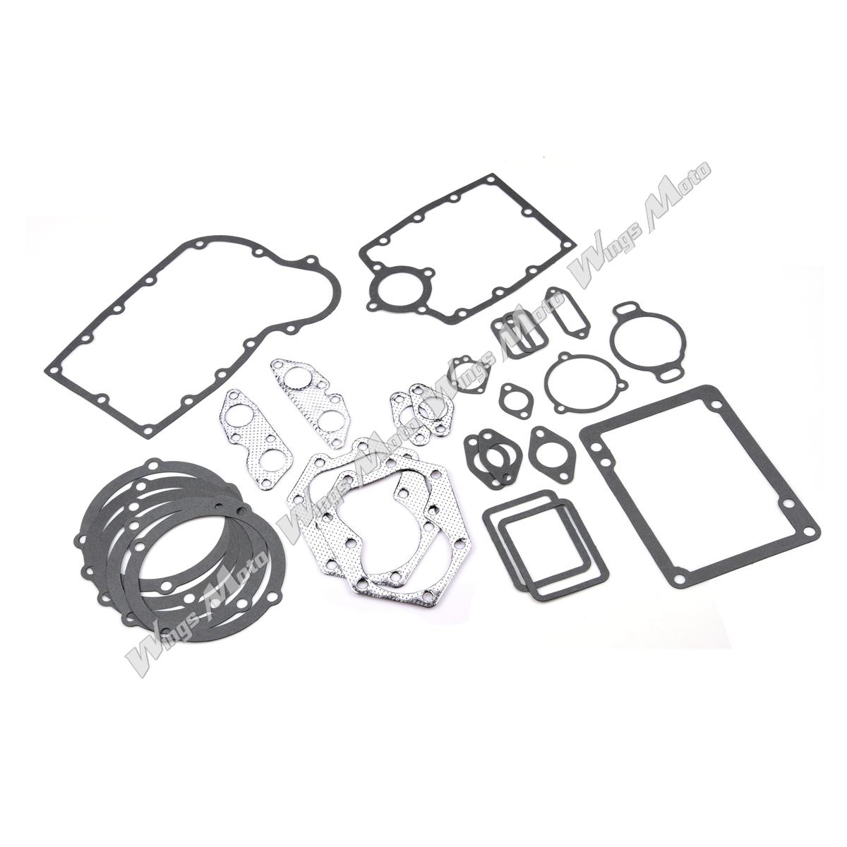 Complete Gasket Set For Kohler 18hp Engine K482 K532 K582