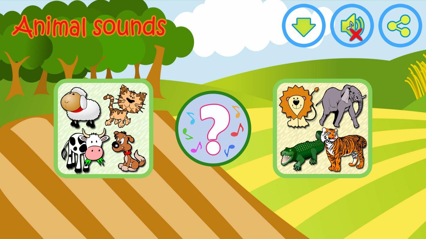 Animal Sounds Apk Download