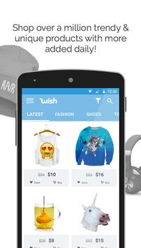 Wish Shopping Made Fun APK Download Free Shopping APP For Android
