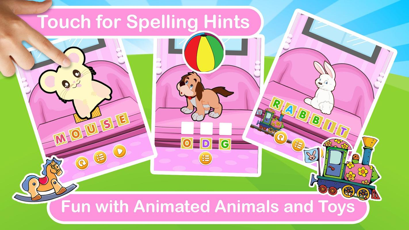 Learn To Spell English Words Apk Download