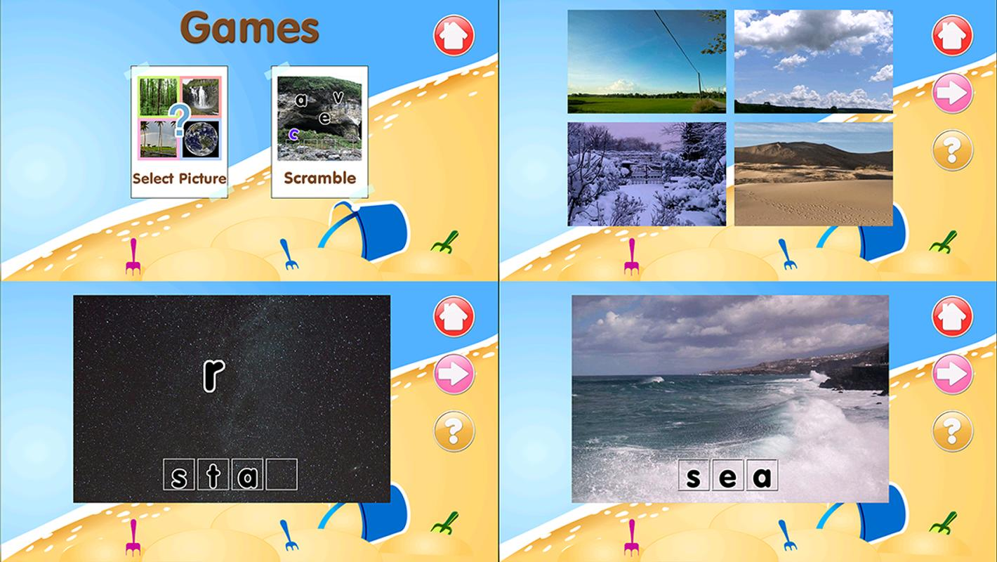 Abc Nature Flashcard Write Apk Download