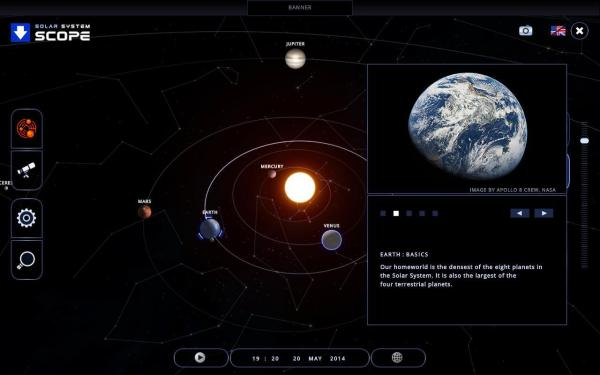 Solar System Scope APK Download - Free Education APP for ...