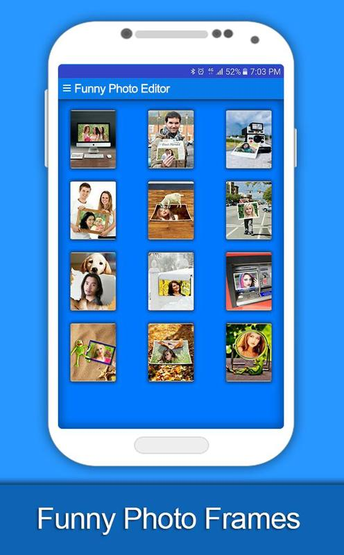 Funny Photo Editor APK Download - Free Photography APP for ...