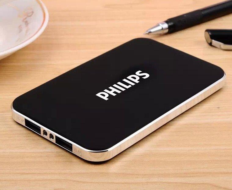 169 liraya satılan Philips'in taşınabilir şarj cihazı 10.400 mAh değerinde. Küçük boyutlarıyla dikkat çeken cihazın çıkış gücü 3.1A. Philips'in bu powerbank'i de tercih edilebilir bir ürün olarak karşımıza çıkıyor.n