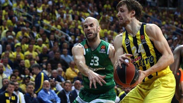 Fenerbahçe-Panathinaikos maçı kaç kaç bitti?