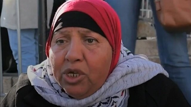 Defiant Palestinian women defend Palestine, Jerusalem