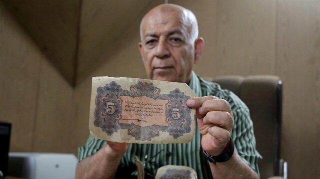 عائلة فلسطينية تحتفظ بأمانة لجندي عثماني منذ أكثر من قرن