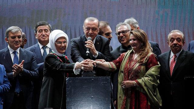 Cumhurbaşkanı Erdoğan'ın katılımıyla İstanbul Yeni Havalimanı'nın açılışı gerçekleştirildi.