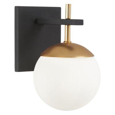 alluria bathroom wall light