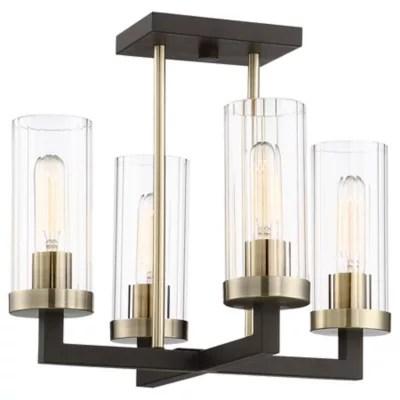 ainsley court 4 light semi flush mount ceiling light