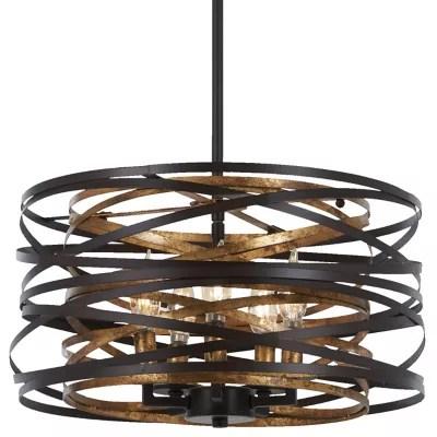 vortic flow pendant semi flush mount ceiling light