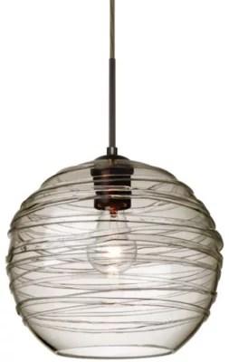 wave 10 one light pendant