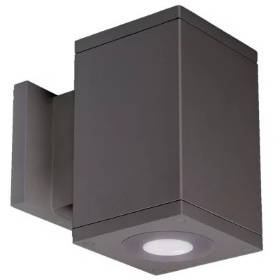 Cube Architectural Ultra Narrow LED Wall Sconce by WAC ... on Ultra Modern Wall Sconces id=65833