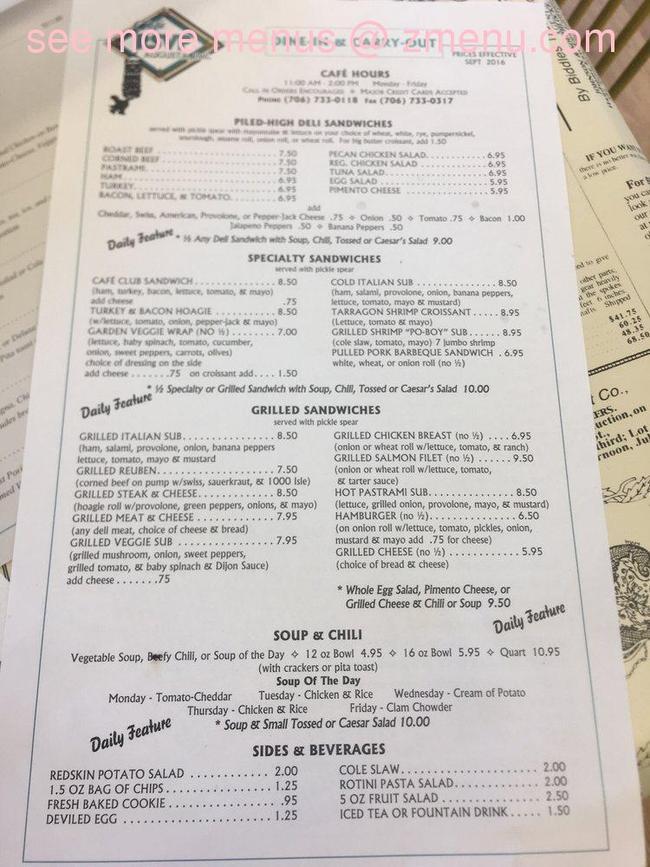 Restaurants Cater Augusta Ga