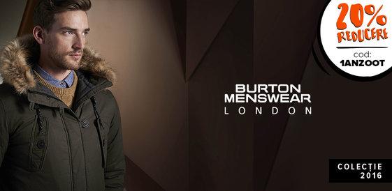Burton Menswear London: Pur și simplu fermecător!