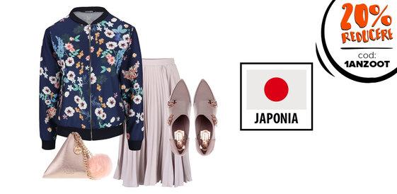 Toamnă în Japonia: Ce poartă Ea
