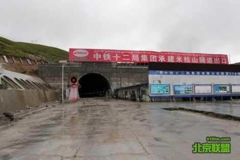 陳翔路地道最新進展 米拉山隧道已經通車 米拉山隧道何時完工 - 最愛八卦網