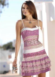 Klänning i tre färger, 249:-