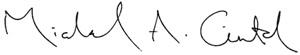 Mike signature