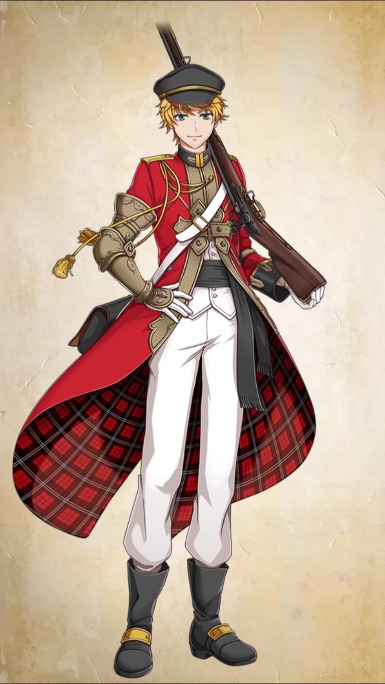 [誇りあれ]ブラウン・ベス - 千銃士 まとめwiki