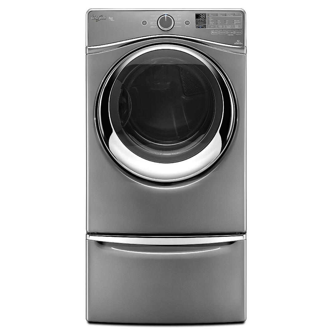 Whirlpool Wgd95hedc Whirlpool Duet Gas Dryer