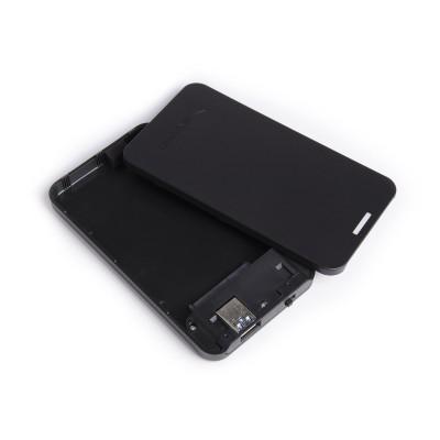 USB 3.0 Enclosure optimized for SSD. Supports UASP SATA III - Tool Free Design