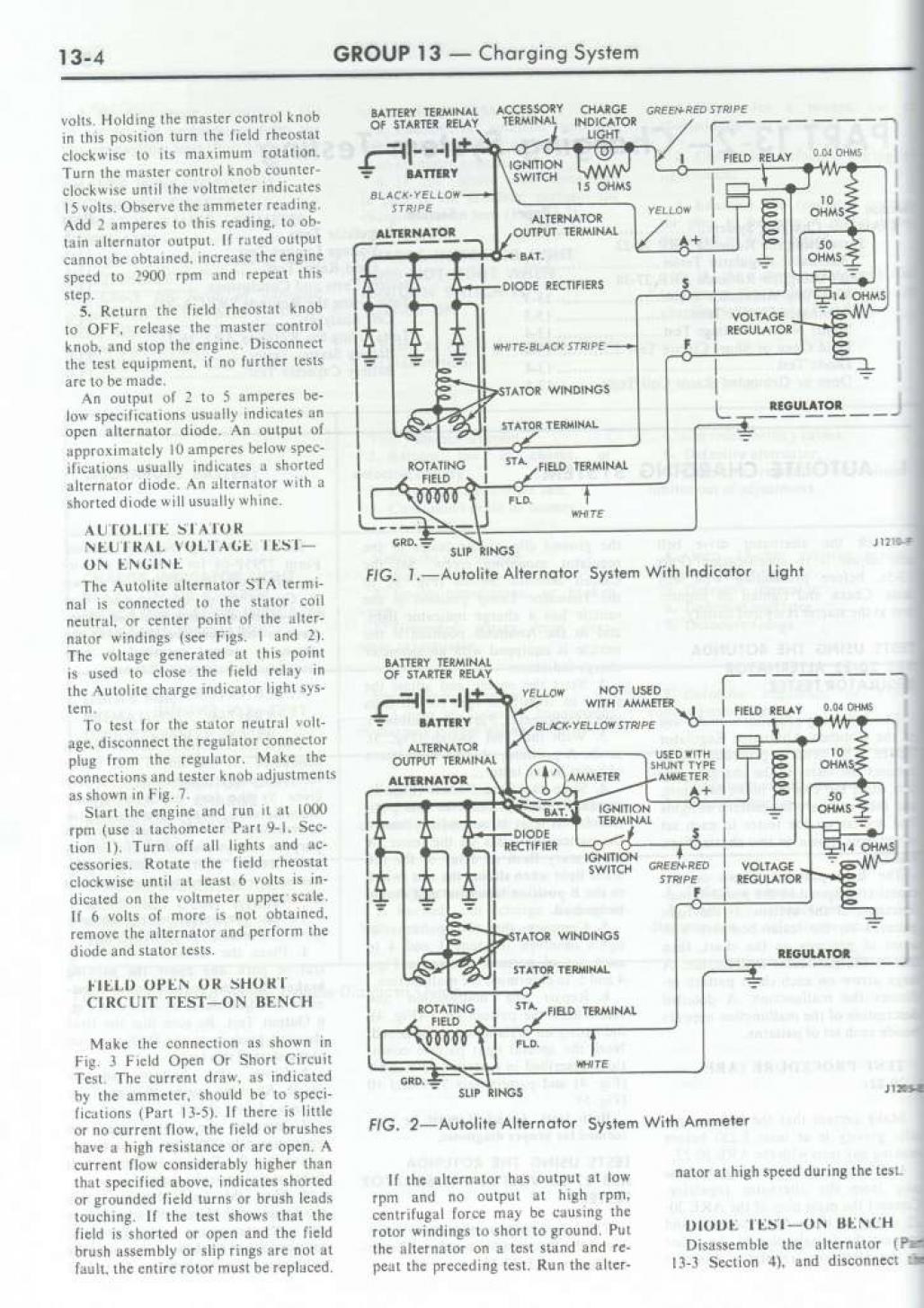 Ford Mustang Electrical Wiring Diagram