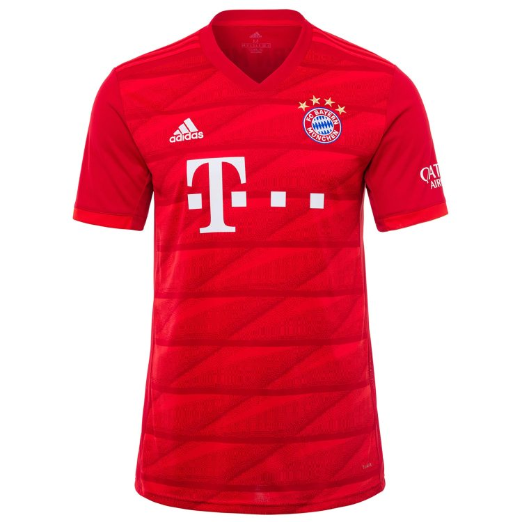 adidas Official Kids FC Bayern Munich Home Football Shirt ...
