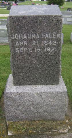 Johanna <i>Vittley</i> Palen