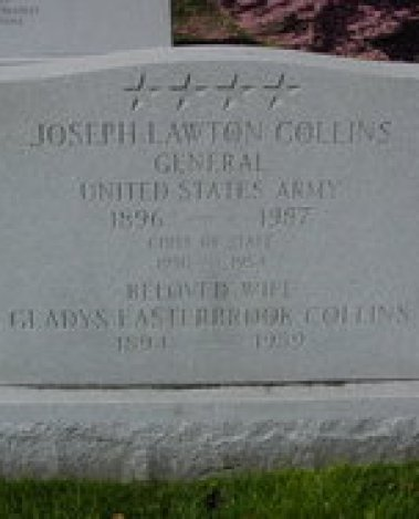 Gen Joseph Lawton Lightning Joe Collins