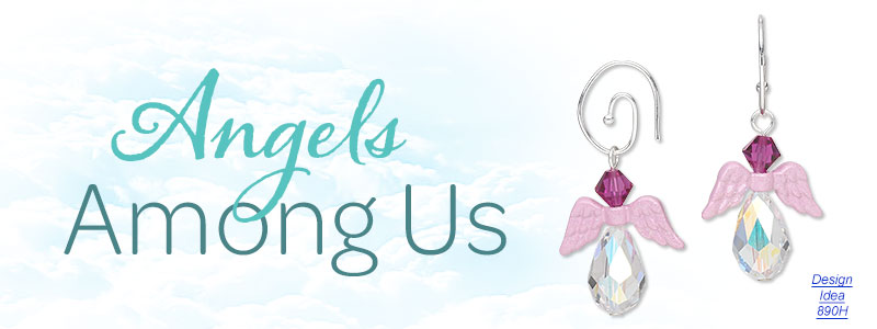 Angels Among Us: Design Idea 890H