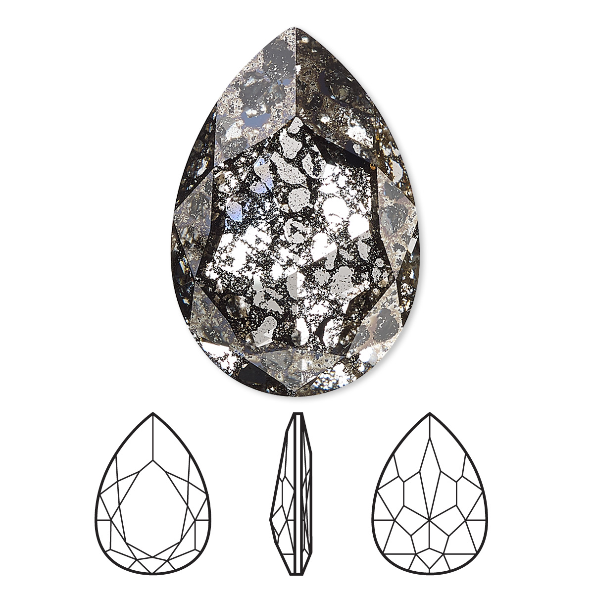 Embellishment Swarovski Crystal Rhinestone Crystal