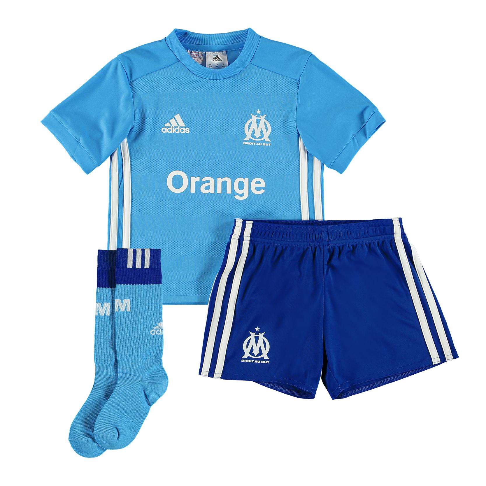 camisetas de futbol Olympique de Marseille deportivas