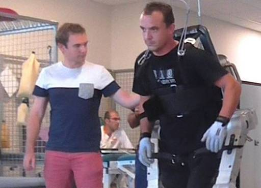 Exosquelette : cherche patients pour tester l'avenir du fauteuil roulant dans le Puy-de-Dôme