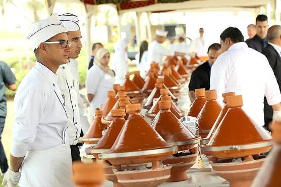 Passerelle culinaire entre Velay et Maroc