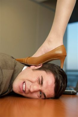 Dominant women in high heels Stock Photos - Page 1 : Masterfile