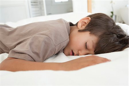 bedroom bed on boy sleep images stock photos page 1 masterfile