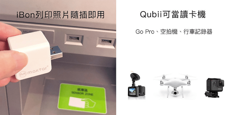 Qubii自動備份豆腐 給你神救援!iPhone照片備份轉移通通沒問題