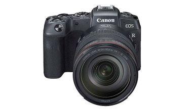 Canon EOS RP 微單眼數位相機