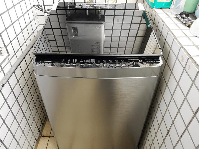 TOSHIBA 奈米悠浮泡泡神奇鍍膜洗衣機