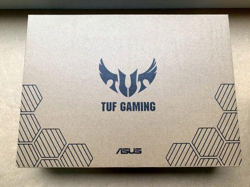 ASUS TUF GAMING A15 外盒