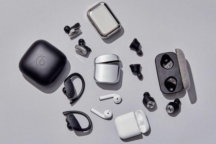 各類型耳機